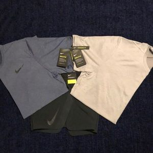 NWT Mike Dry fit Golf Bundle XL